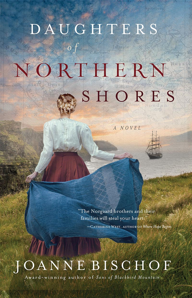 Daughters Of Norther Shores Front Cover