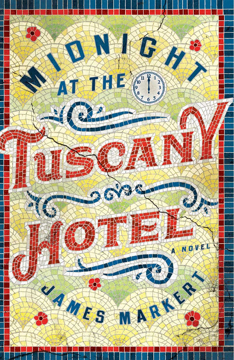 Midnight At The Tuscany Hotel Front Cover Min