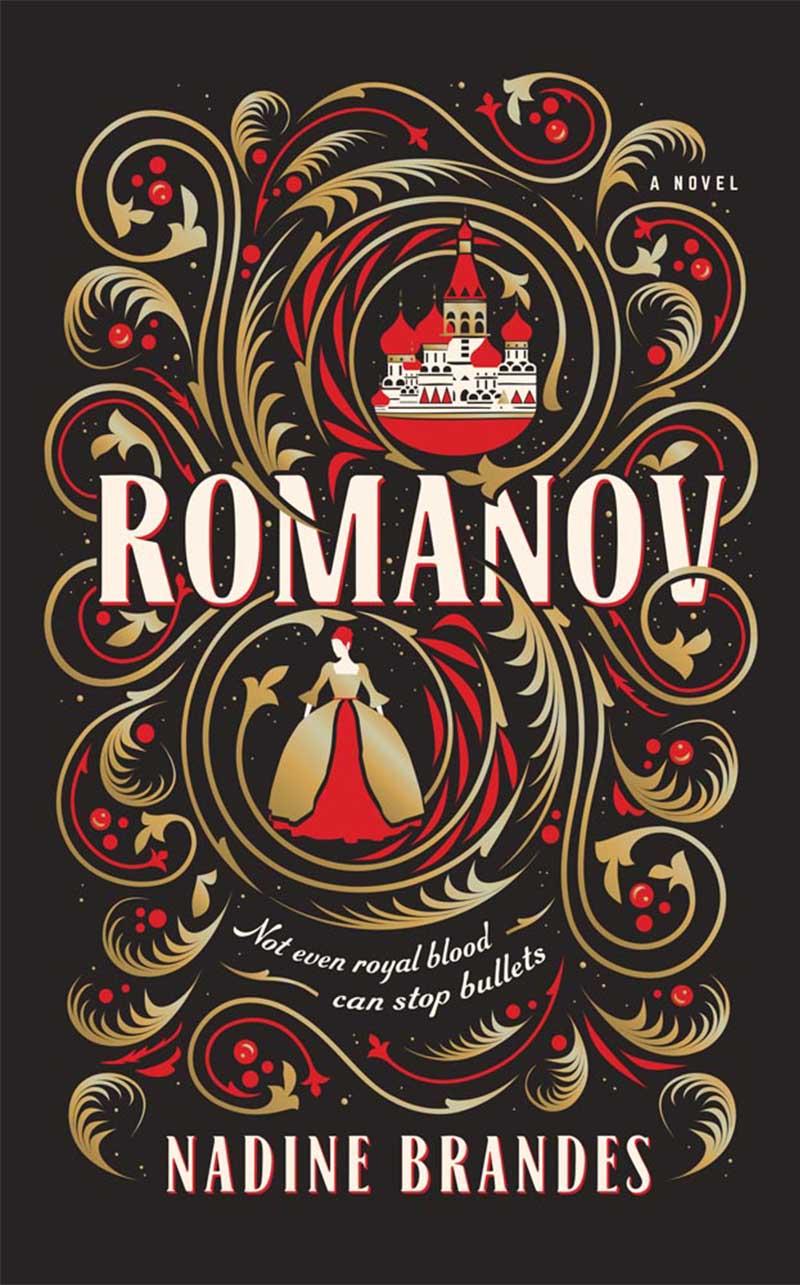 Romanov Front Cover