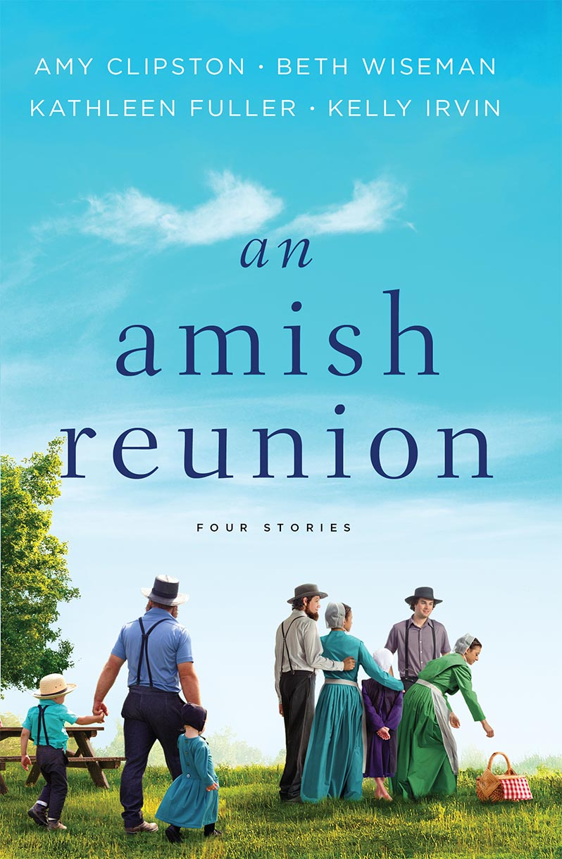An Amish Reunion Front Cover