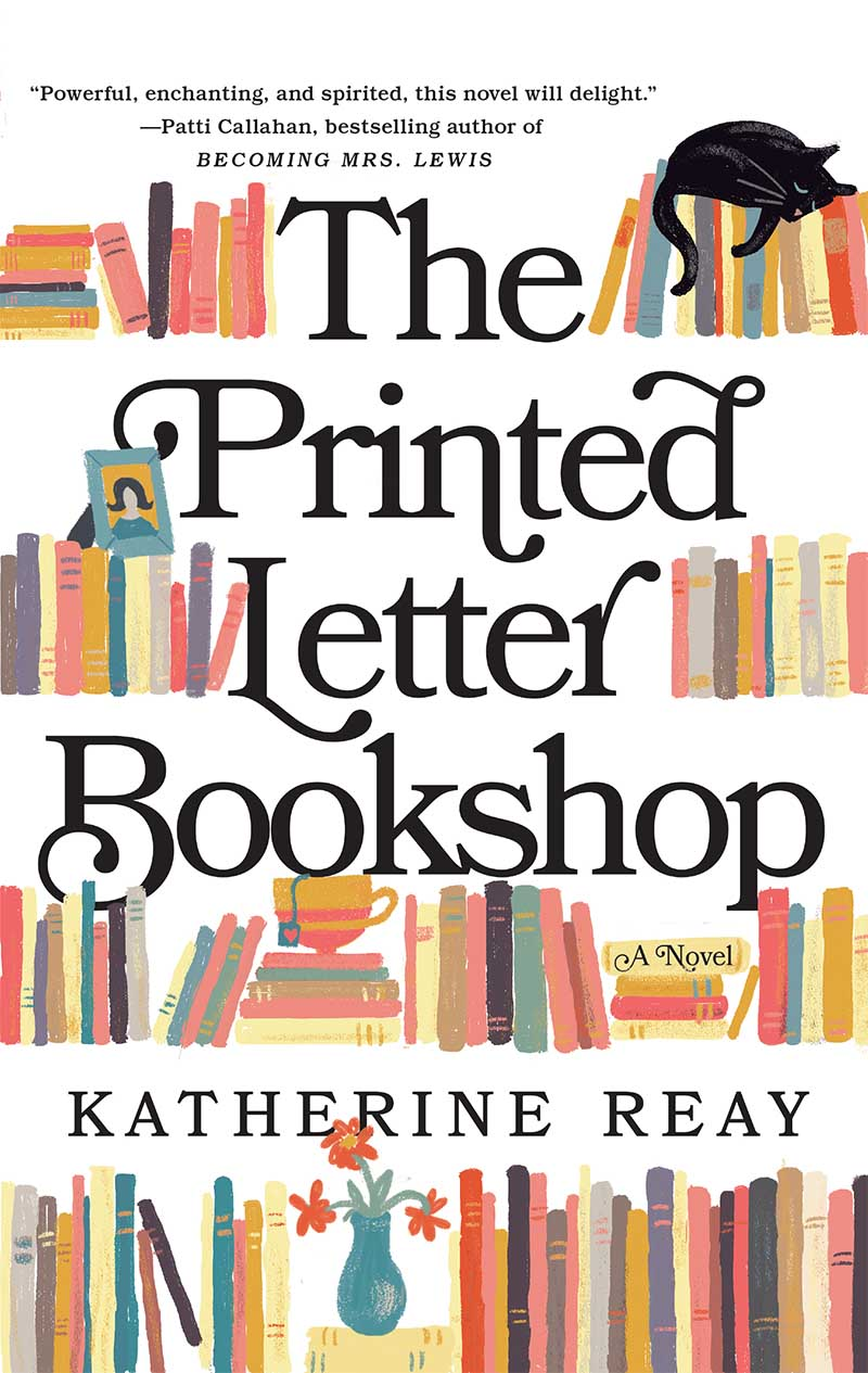 The Printed Letter Bookshop Front Cover