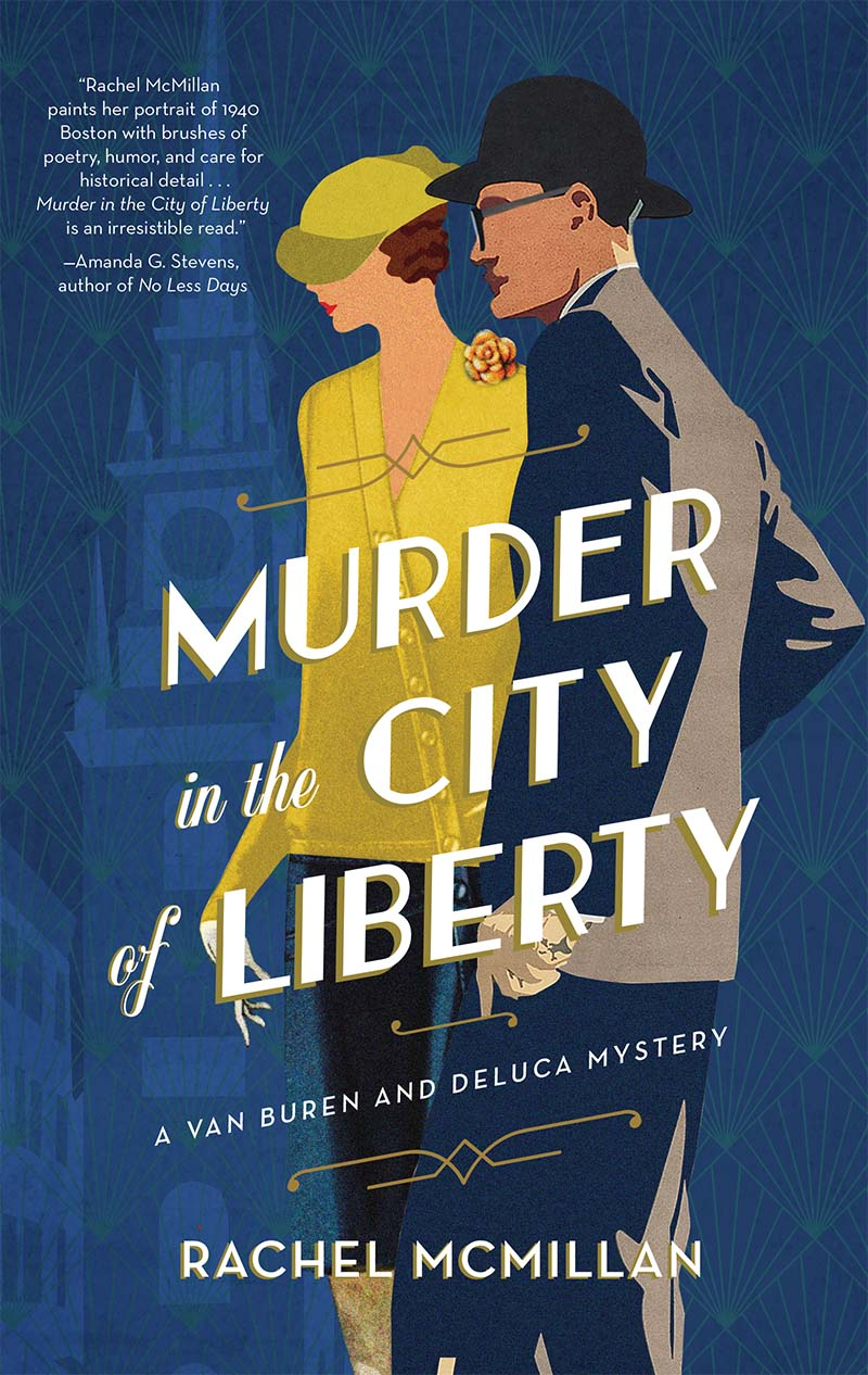 Murder In The City Of Liberty Front Cover Min