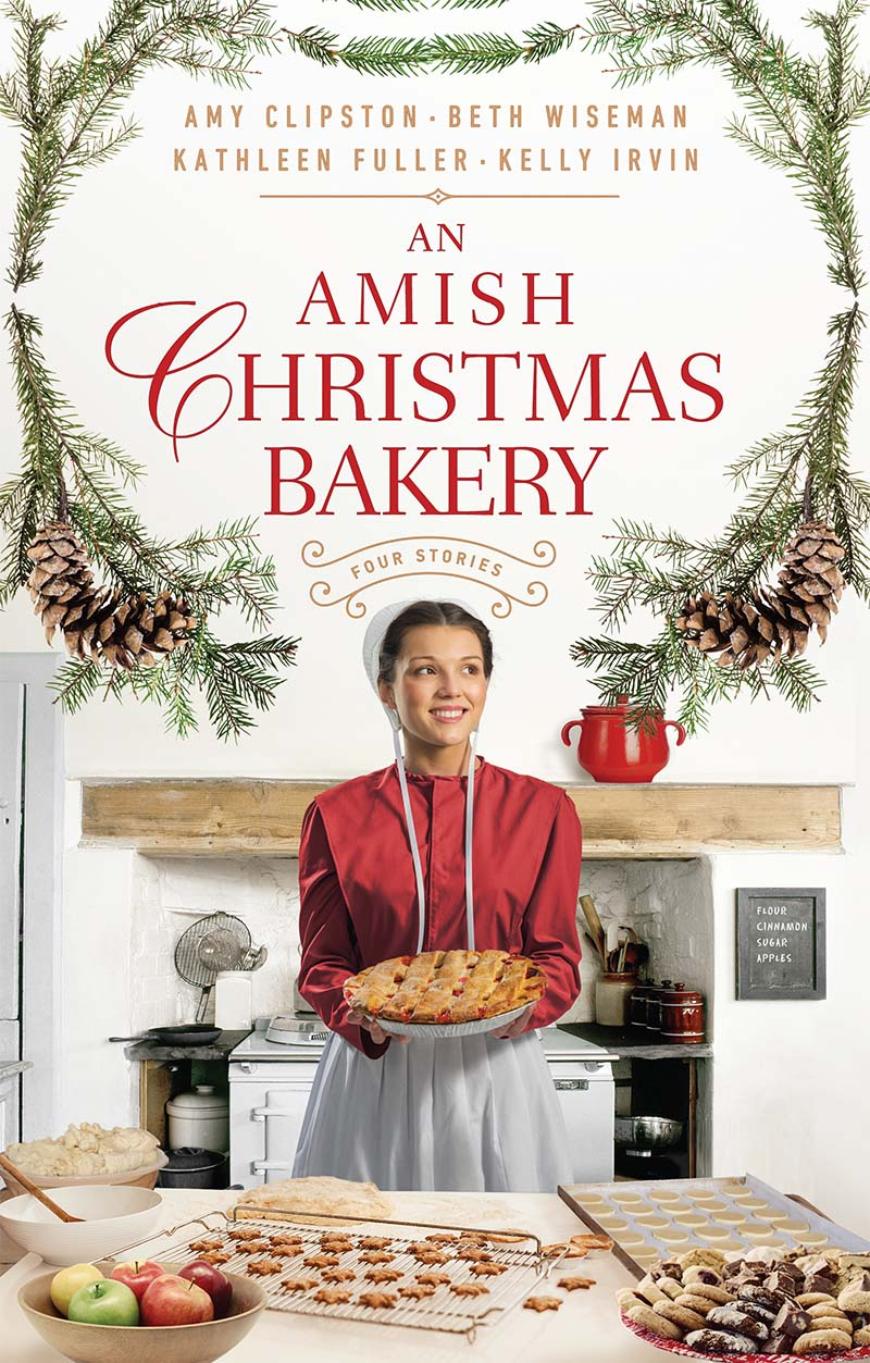 An Amish Christmas Bakery Front Cover Min