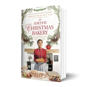 An Amish Christmas Bakery Standing Paperback Min