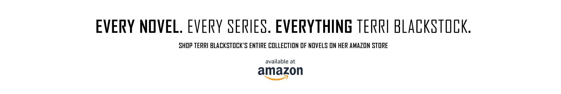 Terri Blackstock Amazon Collection