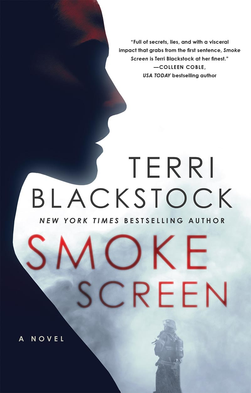 Smoke Screen Terri Blackstock Front Cover Min