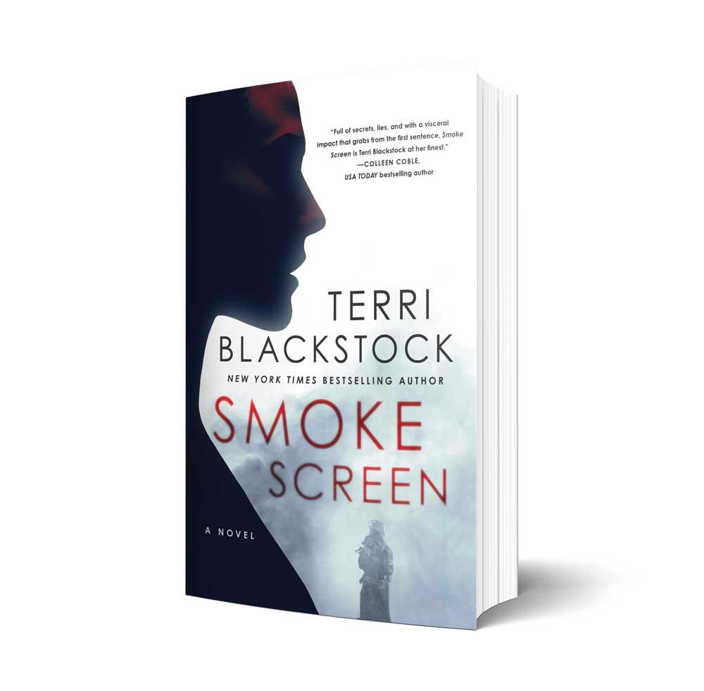 smoke screen by terri blackstock