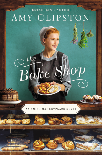 Bake Shop Front Cover