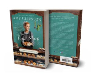 The Bake Shop front and back covers