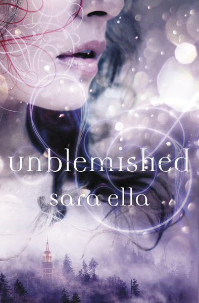 Unblemished Cover