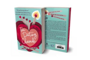 The Dating Charade front and back covers