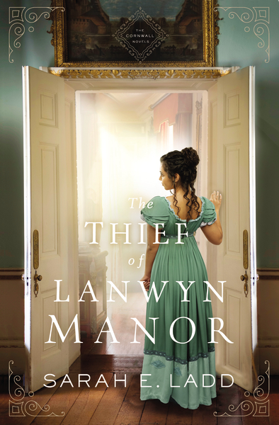 Thief Of Lanwyn Manor Cover