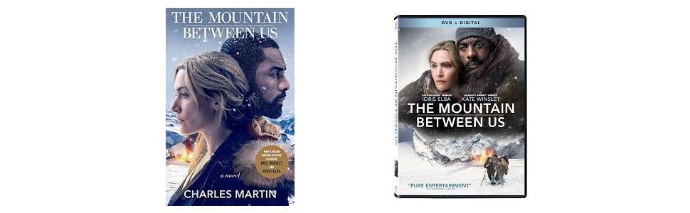 The Mountain Between Us Combo