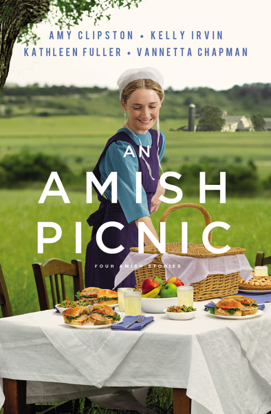 9780310357889 Amish Picnic Cover