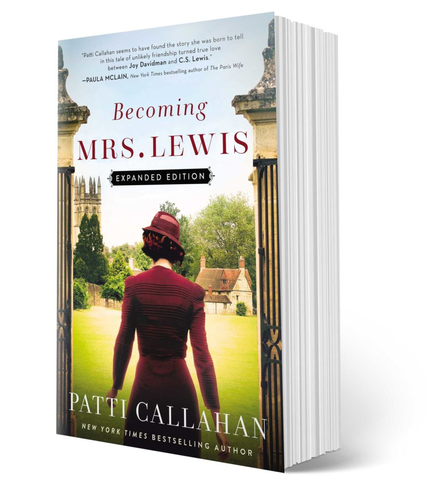 Becoming Mrs. Lewis Expanded Edition Paperback