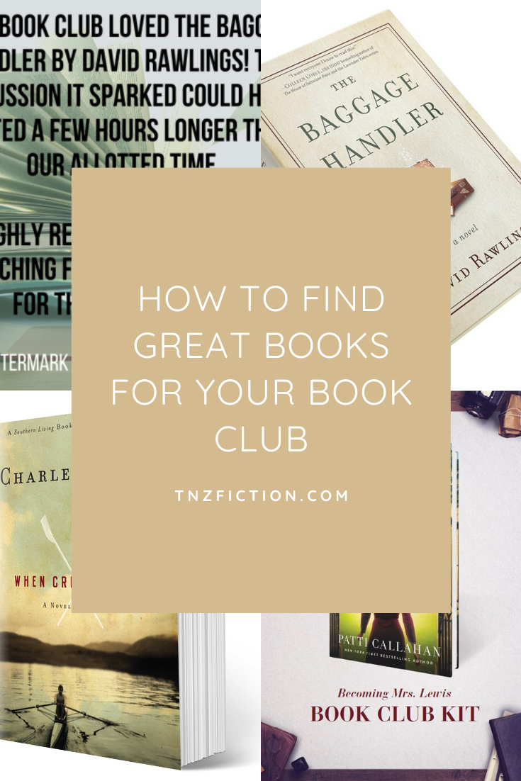 How To Pick Great Books For Your Book Club