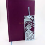 Jane Eyre Summer edition laser cut bookmark