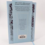 Jane Eyre summer edition back cover packaging