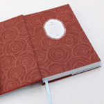 The Wonderland Collection Summer Edition interior end sheets