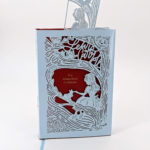 the wonderland collection summer edition with laser cut bookmark